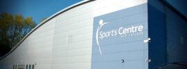 New College Sports Centre, Swindon